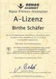 Lizenzen Birthe Schäfer