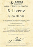 B-Lizenz Nina Dahm