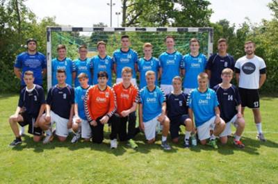 männlich B-Jugend 2015/2016
